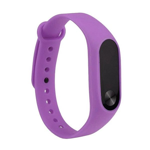 Quality Brand Boys & Girls Fitness Tracker Watch with Bluetooth - Purple (Free Black Strap) - from Kids Watches NZ