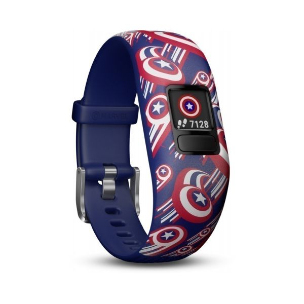 Garmin vívofit® jr. 2 Fitness Tracker - Captain America
