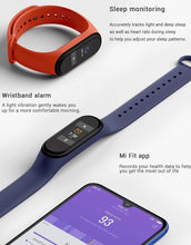Latest Model Fitness Band with Colour Screen and Bluetooth (Free Extra Strap)