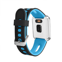 Full Function Square Face Fitness Tracker with Bluetooth