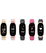 Stylish Girls Fitness Tracker Watch