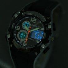 Multi Function Digital & Analogue Sports Watch -  - from Kids Watches NZ