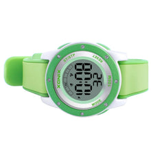 Two Tone Lightweight Girls Watch - 100M Water Resistant