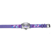 Girls watch with butterfly design - watch strap