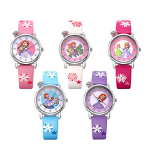 Princess Cartoon Girls Watch (Free Express Delivery)