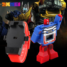 Boys Transformer Watch -  - from Kids Watches NZ