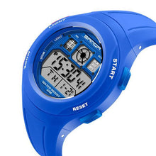 Smooth Style Digital Watch