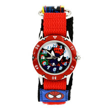 Spiderman Watch with Nylon Strap -  - from Kids Watches NZ