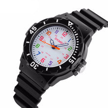 Rugged Boys Learning Watch - Black - from Kids Watches NZ