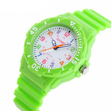 Rugged Boys Learning Watch - Green - from Kids Watches NZ