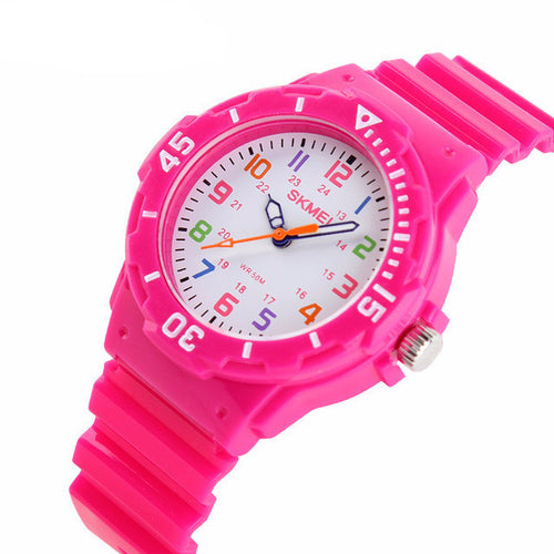 Rugged Girls Learning Watch