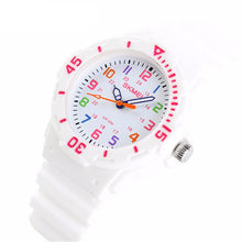 Rugged Girls Learning Watch - White - from Kids Watches NZ