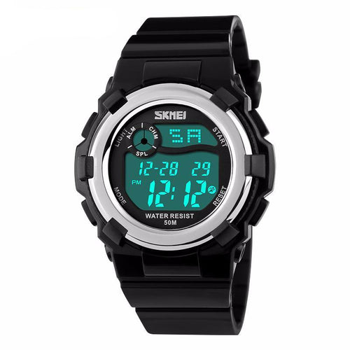 Stylish Sporty Digital Watch -  - from Kids Watches NZ