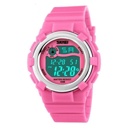 Girls Sporty Digital Watch -  from Kids Watches NZ