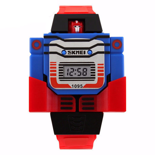 Boys Transformer Watch (Free Express Delivery)