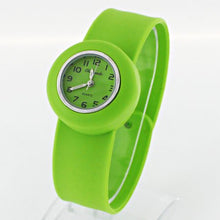 Slap Watch for Boys and Girls with Coloured Face -  - from Kids Watches NZ