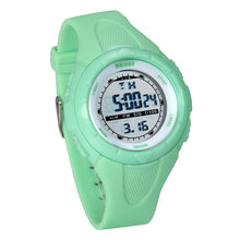 Stylish Digital Watch with Easy to Read Display - Green - from Kids Watches NZ