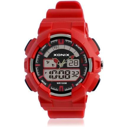 Analog and Digital Watch - 100M Water Resistant