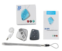 GPS Pocket Safety Tracker with SOS Function (3G)