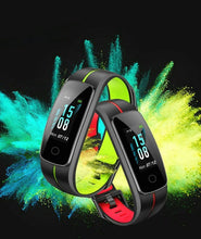 Touch Colour Screen Fitness Tracker with Bluetooth