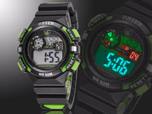 Boys Digital Sports Watch -  - from Kids Watches NZ