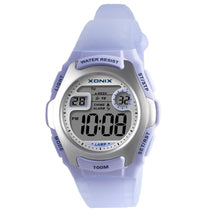 Two Tone Stylish Digital Watch - 100M Water Resistant