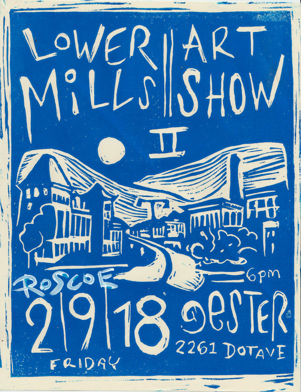 Lower Mills Dorchester Art Show 2