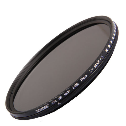 Variable Neutral Density Filter