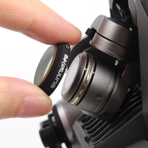 Lens Filters MCUV+ND8+CPL Kit for DJI MAVIC Pro