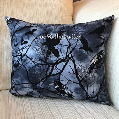 Witch Pillow