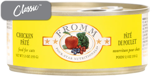 Fromm Chicken Paté Cat Cans