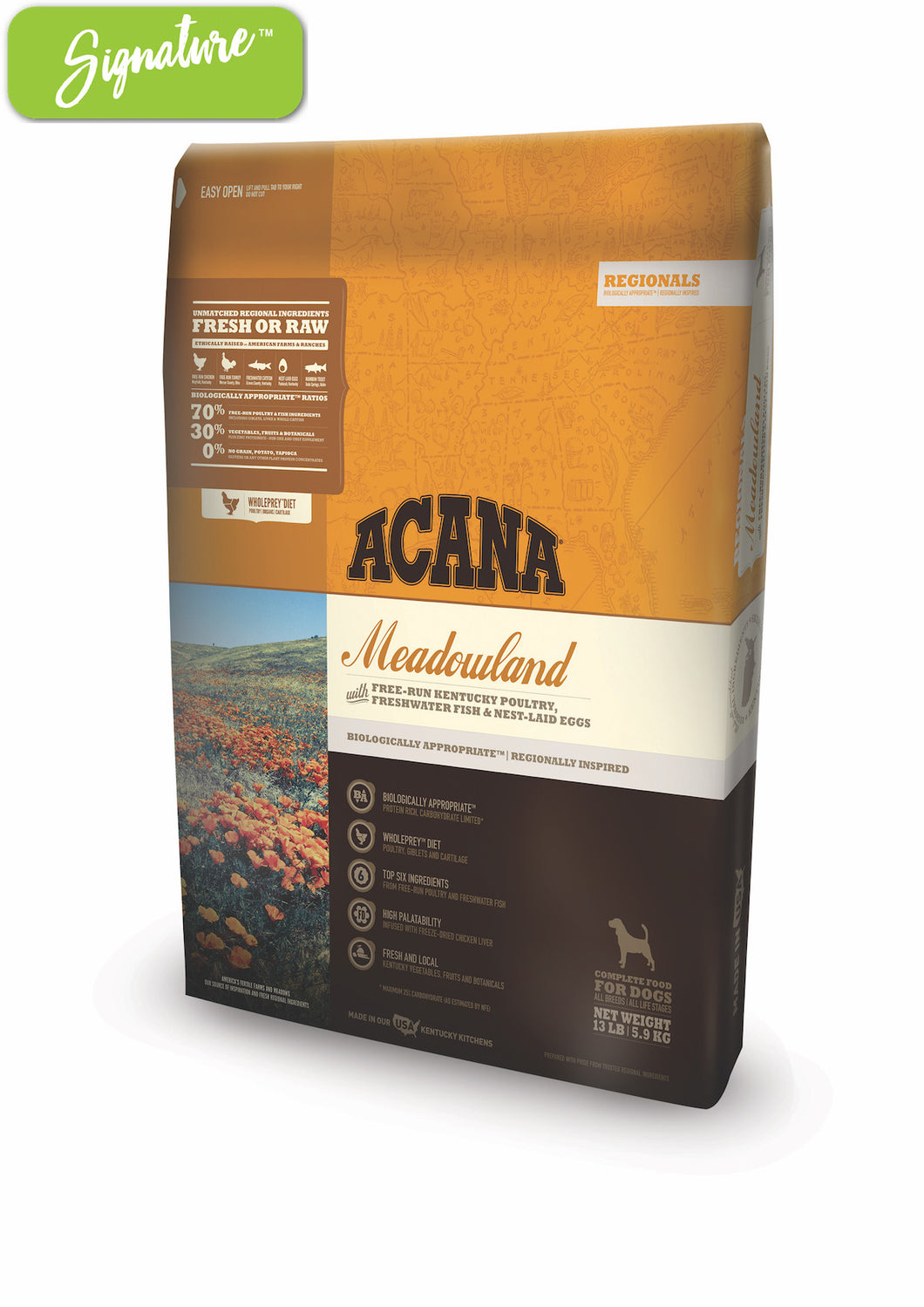 Acana Regionals Meadowland Dog Food