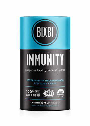 Bixbi Organic Food Immunity Daily Pet Supplement