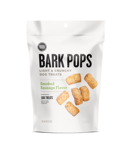 Bixbi Sausage Pops Dog Treats