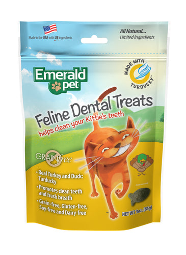 Dental Tarcucky Cat Treats