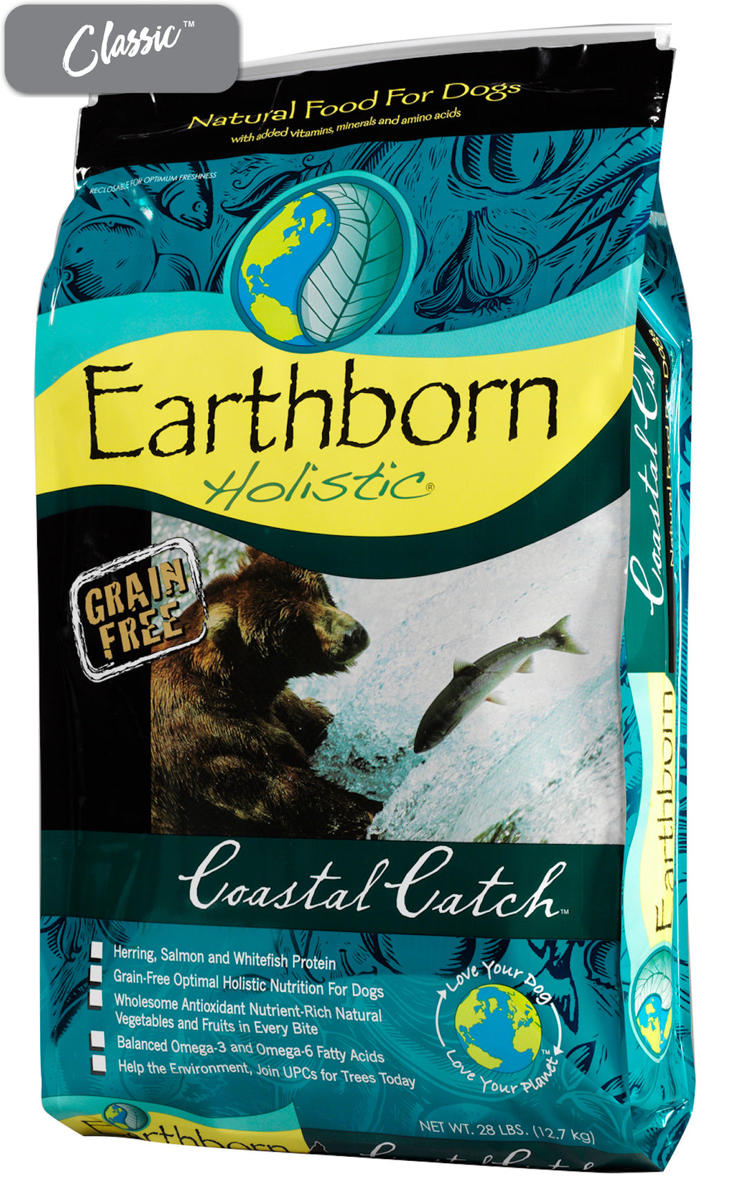 Earthborn Coastal Catch Salmon Dog Food