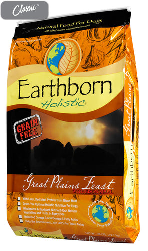 Earthborn Great Plains Bison Dog Food
