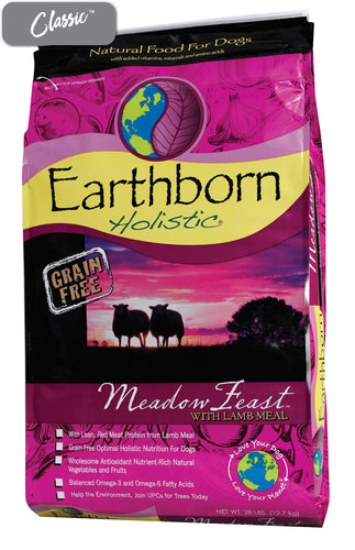 Earthborn Meadow Feast Lamb Dog Food
