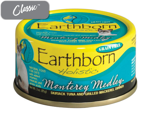 Earthborn Monterey Medley Cat Cans