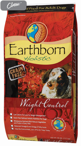 Earthborn Weight Control Chicken Dog Food