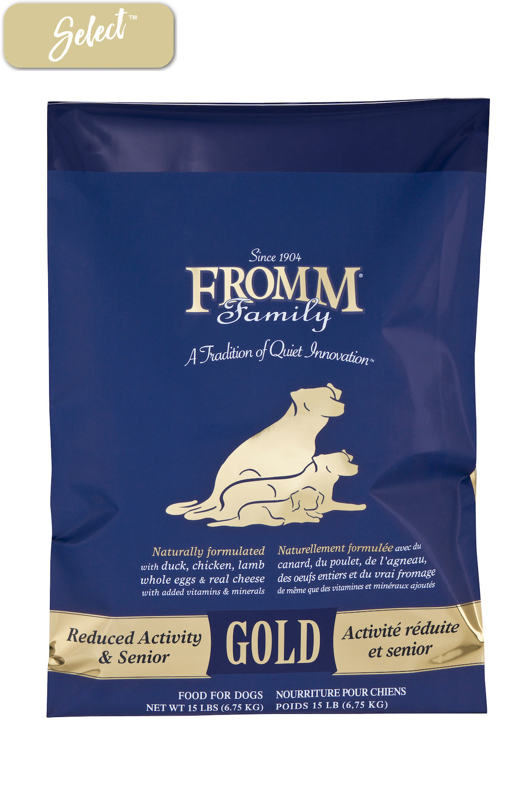 Fromm Gold Senior Dog Food
