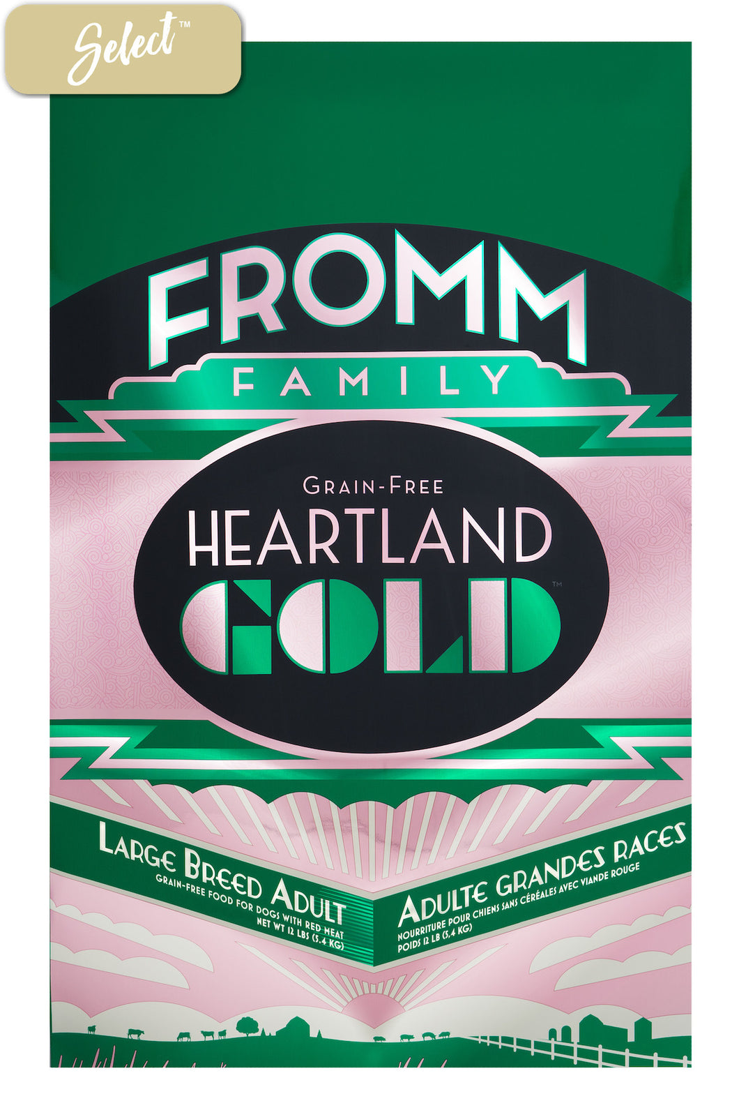 Fromm Heartland Gold Large Breed Dog Food