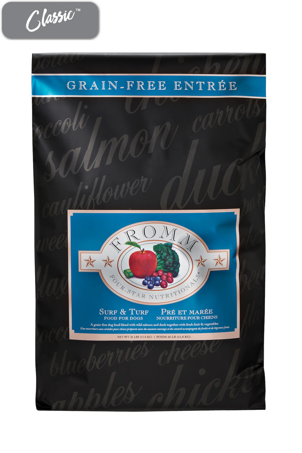 Fromm Surf'n Turf Dog Food