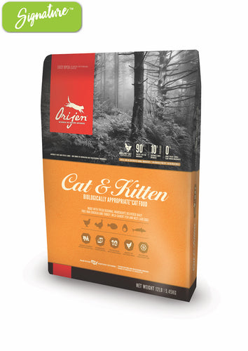 Orijen Cat and Kitten Food