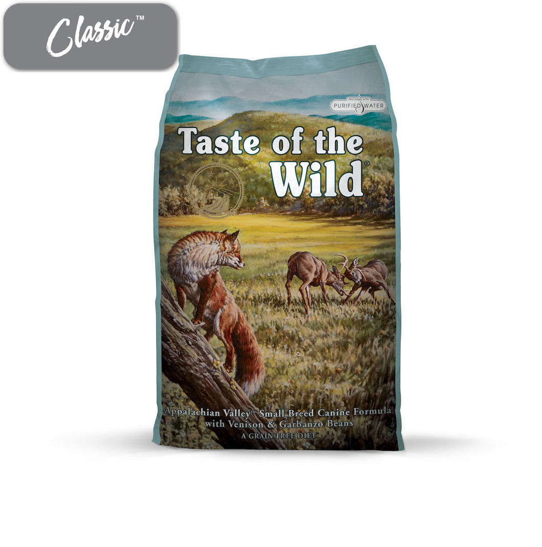 TOTW Appalachian Valley Venison and Garbanzo Beans Small Breed Dog Food