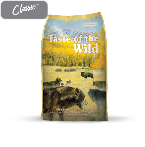 TOTW High Prairie Roasted Venison and Bison Dog Food