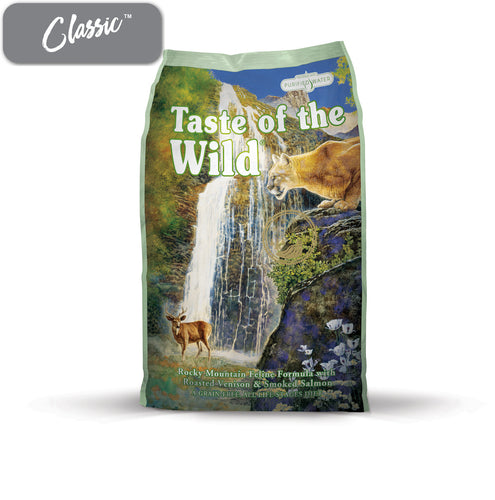 TOTW Rocky Mountain Venison and Smoked Salmon Cat Food