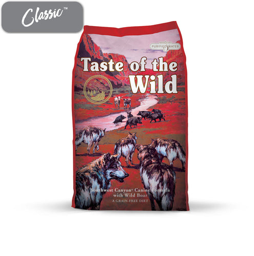 TOTW Southwest Canyon Wild Boar Dog Food