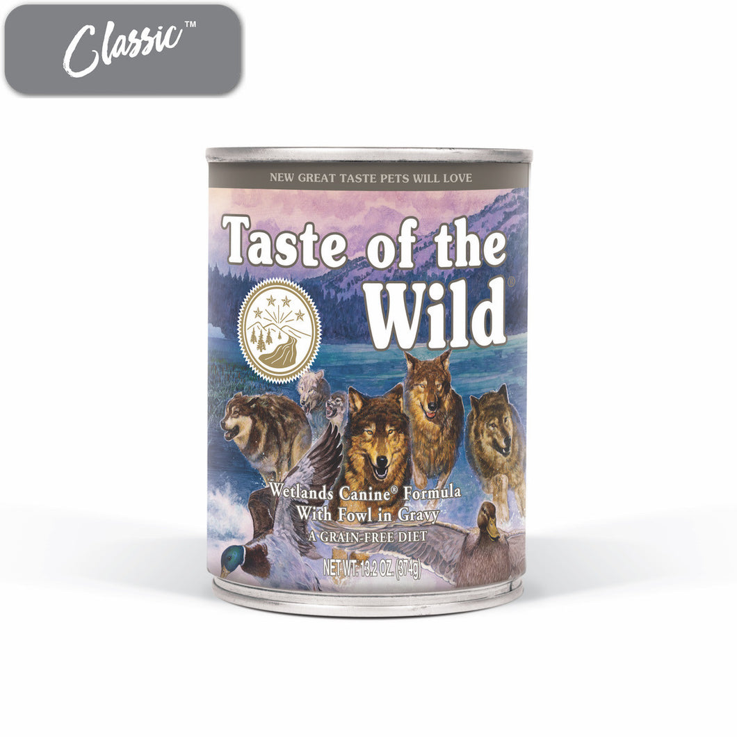 TOTW Wetlands Fowl Dog Cans
