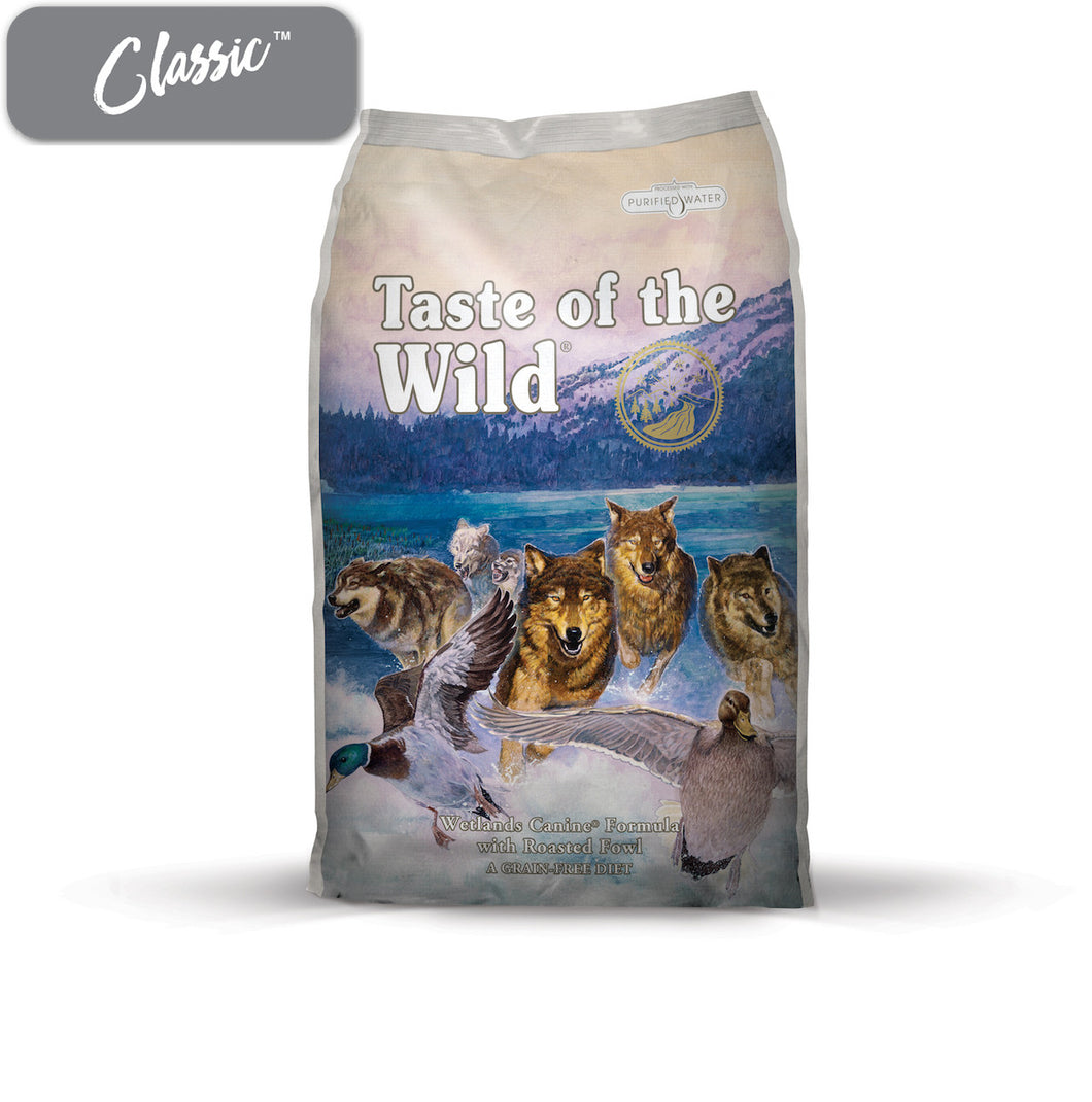 TOTW Wetlands Roasted Fowl Dog Food
